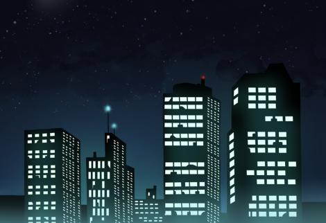 Ville Nuit - MINI